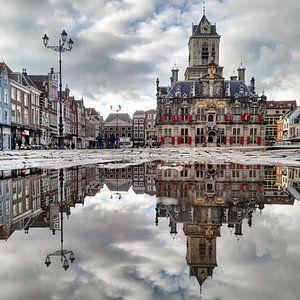 Delft Stadhuis van