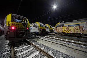 Nur ein nomineller Zug mit Zugführer