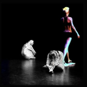 Dans en Emotie van Esther van Dijk