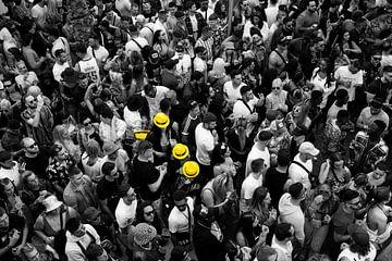 Menschen 1 (Tanzfestival) von Bart Stappers