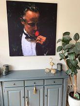 Kundenfoto: Godfather - The Offer - Marlon Brando von Kunst Company, als akustikbild