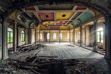 Lost Place - der letzte Tanz von Carina Buchspies