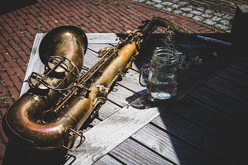 Sax in ruste van Meint Brookman