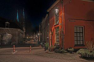 Rode huis Deventer. van