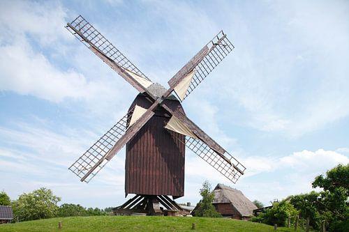 Greifswald : Bockwindmühle Eldena