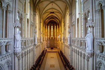 Chapelle des Pelotes von Tom van Dutch