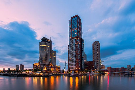 Rotterdam van Peet de Rouw