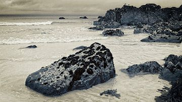 Strand in Saint Ives UK van Mark Veldman