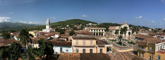 The city of Trinidad