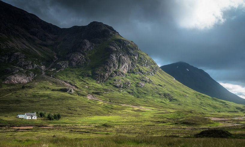 Light in Glencoe van Joshua van Nierop
