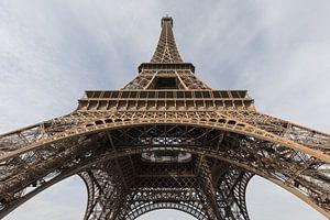 De Eiffeltoren in Parijs