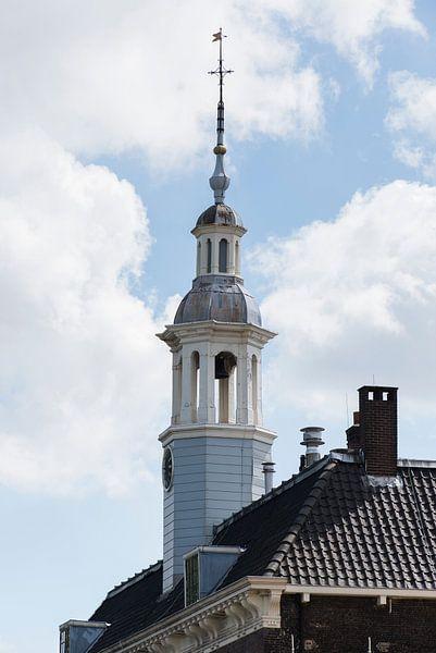 Torentje Stedelijk Gymnasium te Schiedam