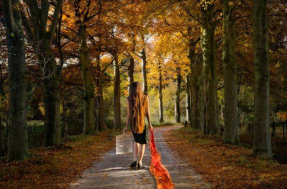 ON MY WAY van Hannie Kassenaar