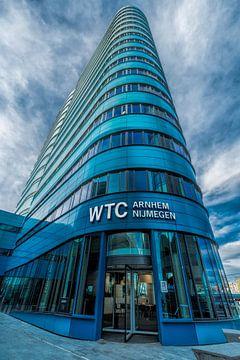 WTC Arnhem Nijmegen von Above The Grid