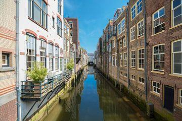 Voorstraathaven in Dordrecht 1 sur Kees Visser