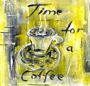 Der Duft von Kaffee van