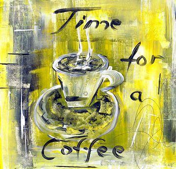 Der Duft von Kaffee van Katarina Niksic