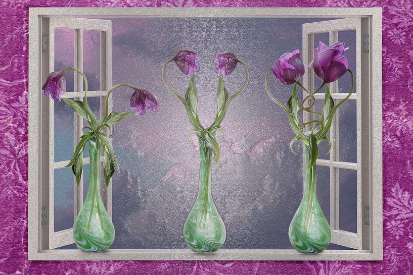 Tulip Love van Babette van den Berg