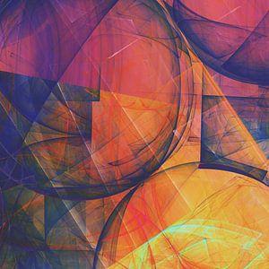 Composition abstraite 335 van