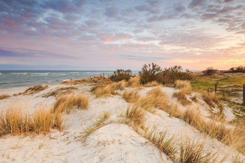 Baltisch strand van Ursula Reins
