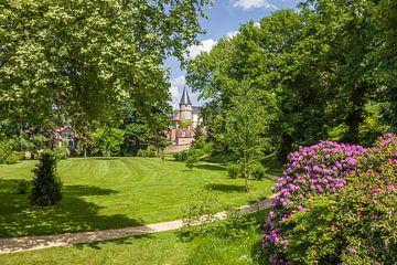 Hexenturm vom Schlosspark von Bad Homburg sur Christian Müringer