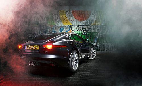 Jaguar F-Type von Thomas Boudewijn