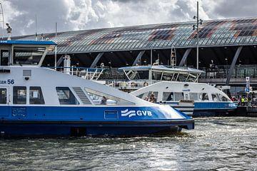OV Amsterdam GVB boot van denk web
