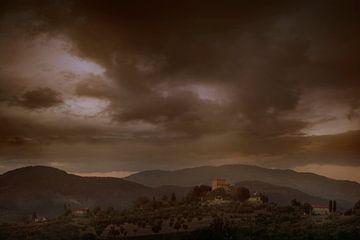 Tuscan Hills sur Jurgen Siero