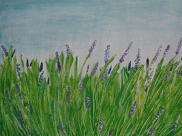 Lavendel Liefde (4903) van Erik van Vliet