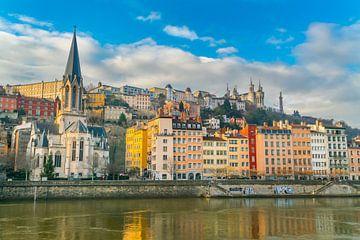 Lyon Frankreich von Ivo de Rooij
