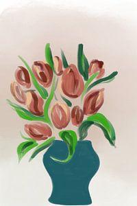 Tulpen van MishMash van Heukelom