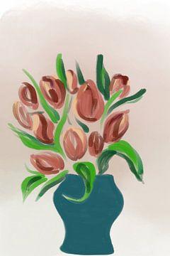 Tulpen von MishMash van Heukelom