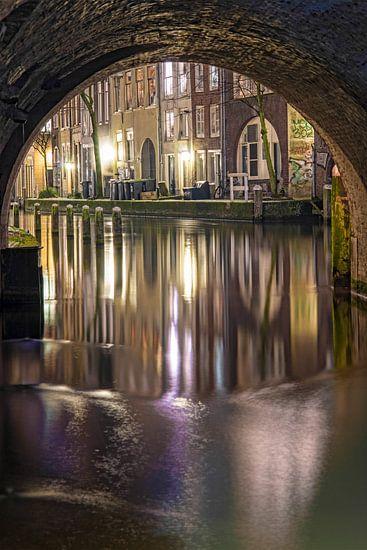 De gracht en pracht van Utrecht van Pieter van Roijen