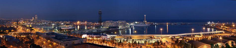 Barcelona Haven van Danny van Schendel