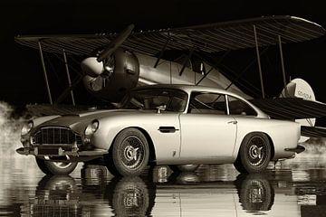 Aston Martin DB5 - Die Legende kehrt zurück