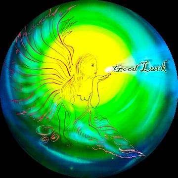 Engel van geluk - Goed geluk van Walter Zettl