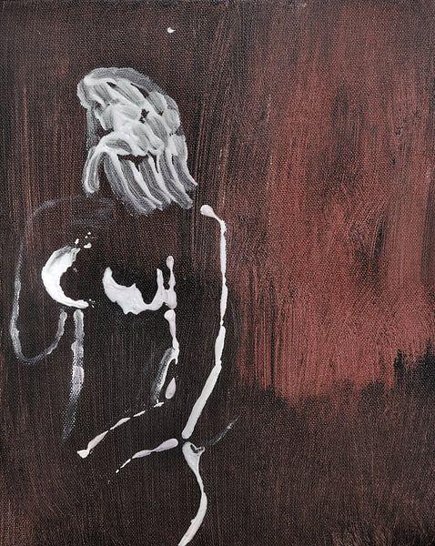 Nude sur Jose Beumers
