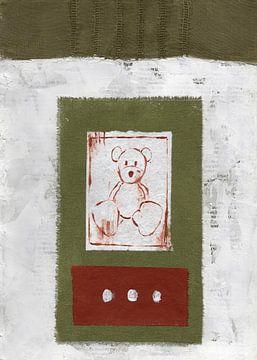Teddy nr. 15 von Keserű Collective
