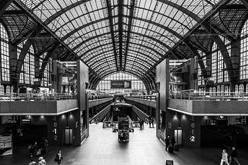 Antwerpen Centraal van Jochem van der Blom