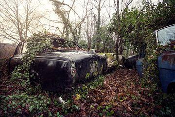 verloren auto van Kristof Ven