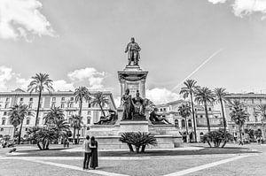 Monument van Camillo Benso di Cavour