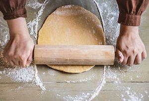 In de bakkerij van