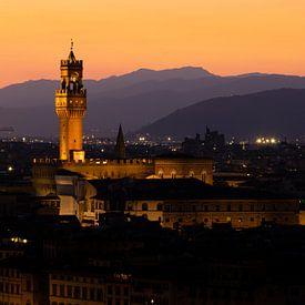 gouden uurtje in Florence van Thomas van Houten