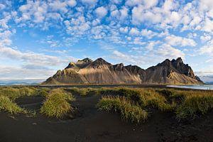 Cap Stokknes, Vestrahorn en Islande