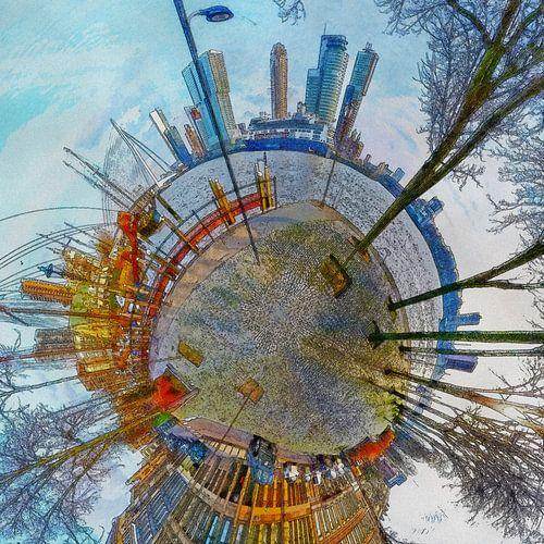 Planète Veerhaven Rotterdam sur