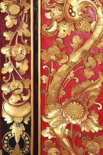 Decoratieve paneeldeuren, Bali