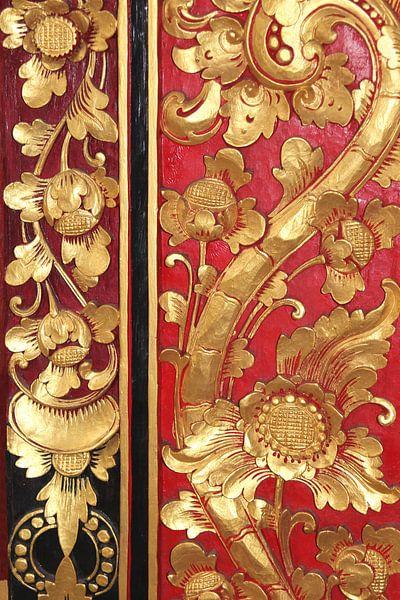 Paneeldeuren, Bali van Inge Hogenbijl