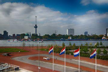 Euromast vanaf SS Rotterdam van