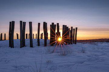 Dutch Stonehenge van Marc Glaudemans