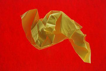 rood geel van Brigitte van Ark